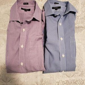 J crew dress shirts
